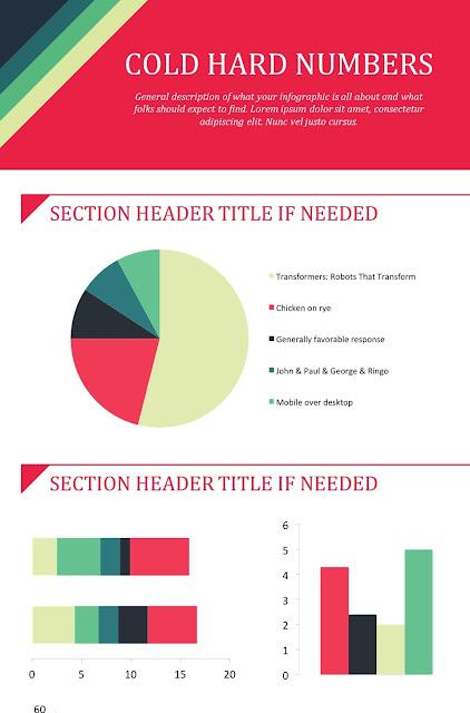 Những Mẫu Thiết Kế Infographic Template Miễn Phí 2019 Đẹp