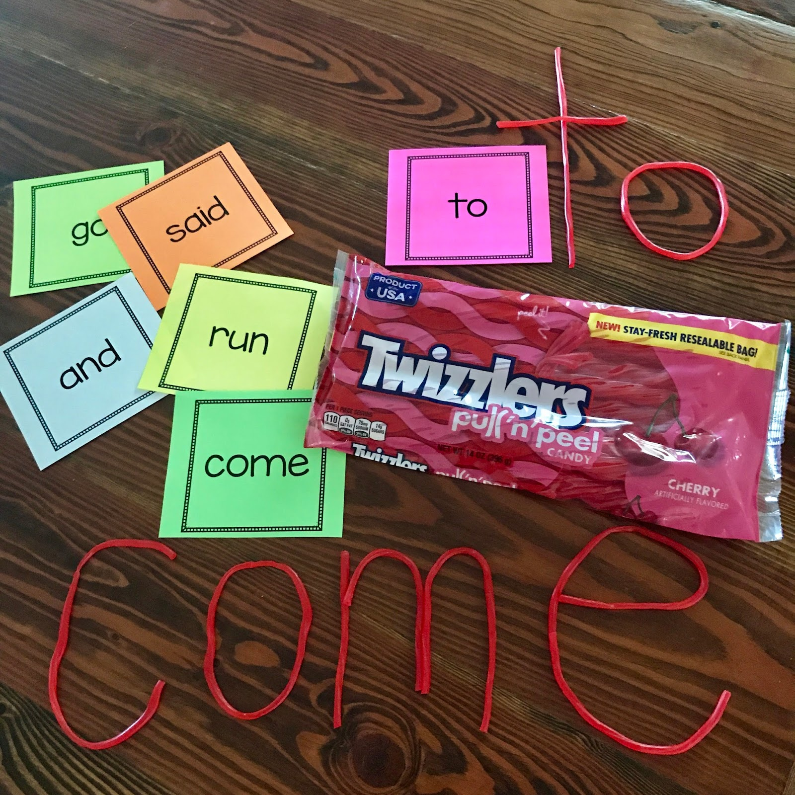 Sight Word Activities For Parents
