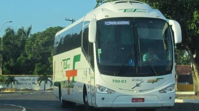 Nova empresa inicia operação de Linhas de ônibus da região de Jacobina
