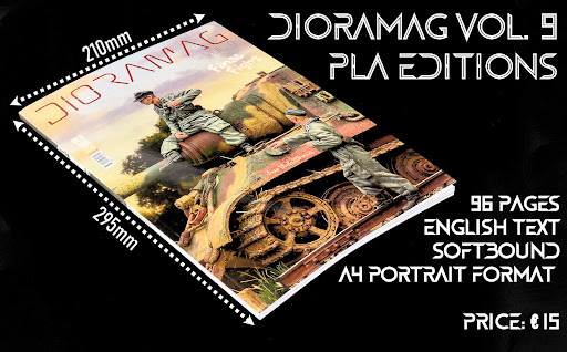 Read n' reviewed: Issue #9 of Dioramag from Pla Editions
