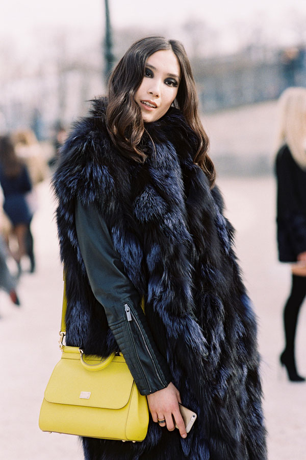 1036989a7 Vanessa Jackman: Paris Fashion Week AW 2015....Dylan, Lindsey and ...