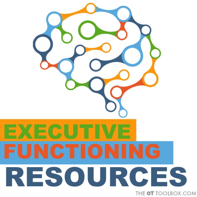 Try these executive functioning resources to improve executive function in kids.