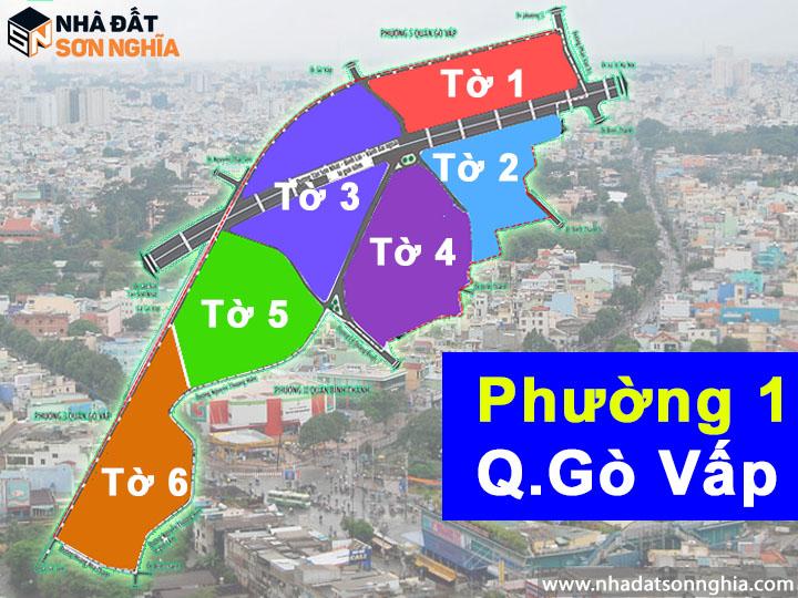 Thông tin quy hoạch lộ giới hẻm phường 1 quận Gò Vấp