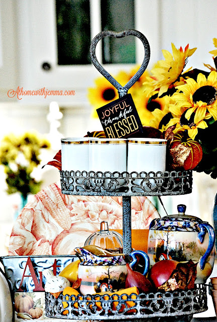 autumn-galvanized-pumpkin-decorating-kitchen-china-plates-Jemma-athomewithjemma