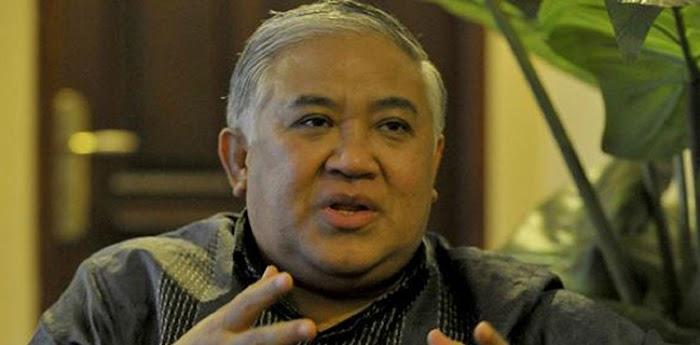 Gugatan Din Syamsuddin Dkk Sudah Tepat, Perppu Corona Jangan Sampai Jadi Ajang Rampok Uang Negara