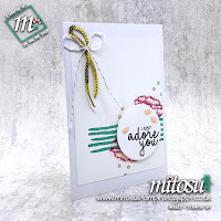 Stampin' Up! Incredible Like You Card Idea. Order papercraft products from Mitosu Crafts UK Online Shop