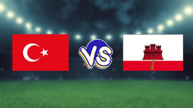 مشاهدة مباراة تركيا ضد جبل طارق 04-09-2021 بث مباشر في التصفيات الاوروبيه المؤهله لكاس العالم