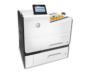 HP PageWide Enterprise Color 556xh Driver Download