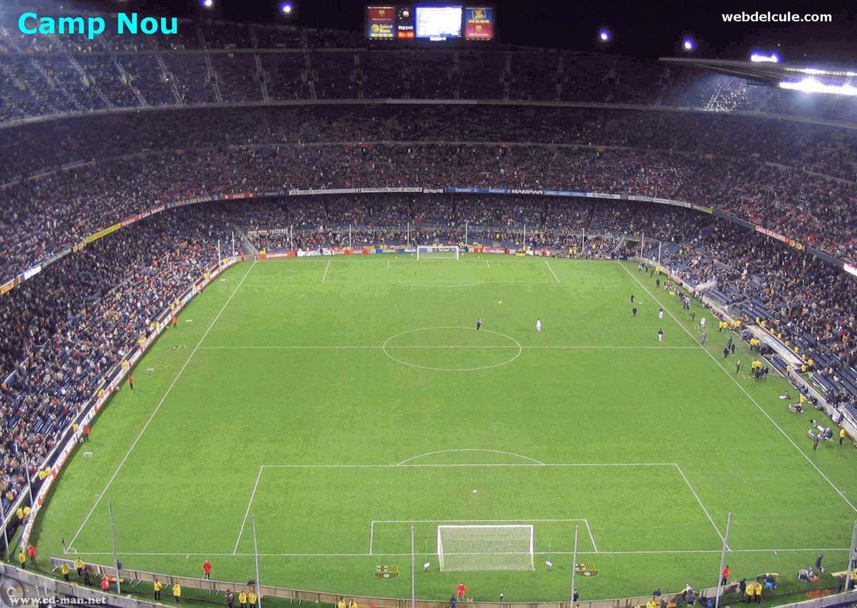 Gambar Stadion Camp Nou Barcelona 2013 Gambar Keren Dan Unik