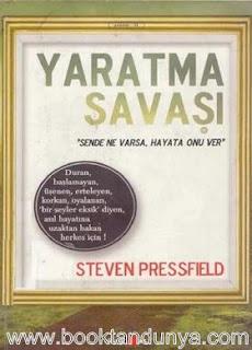 Steven Pressfield - Yaratma Savaşı