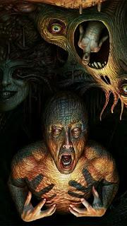 Gambar Wallpaper Hantu Seram