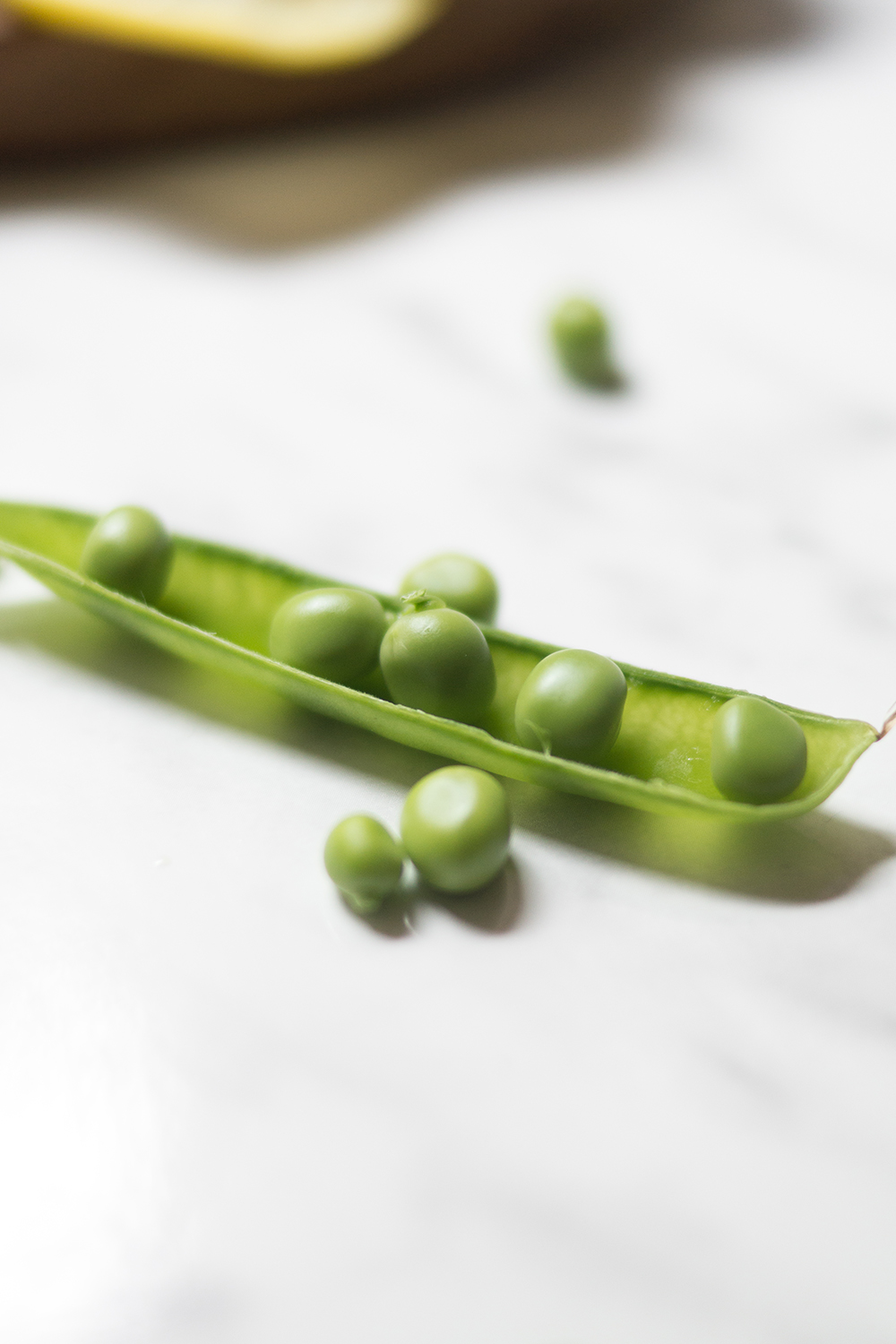 pea-fennel-salad-food-photography-barely-there-beauty-blog