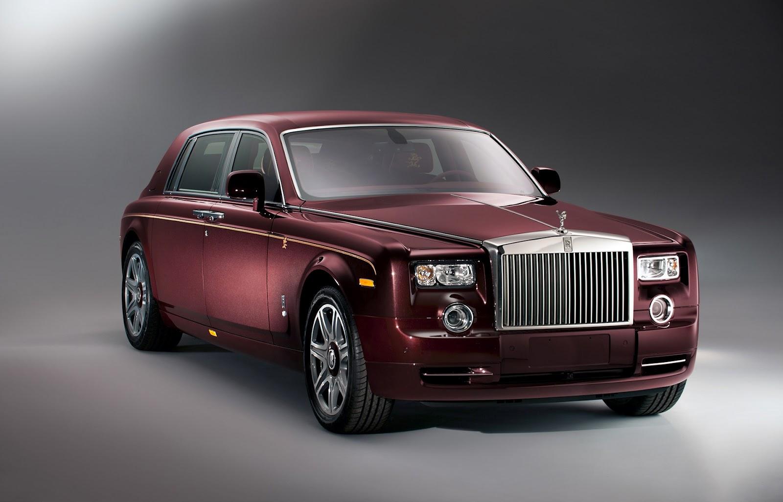 2012 rolls royce phantom year of the dragon colletion news hot car. Black Bedroom Furniture Sets. Home Design Ideas