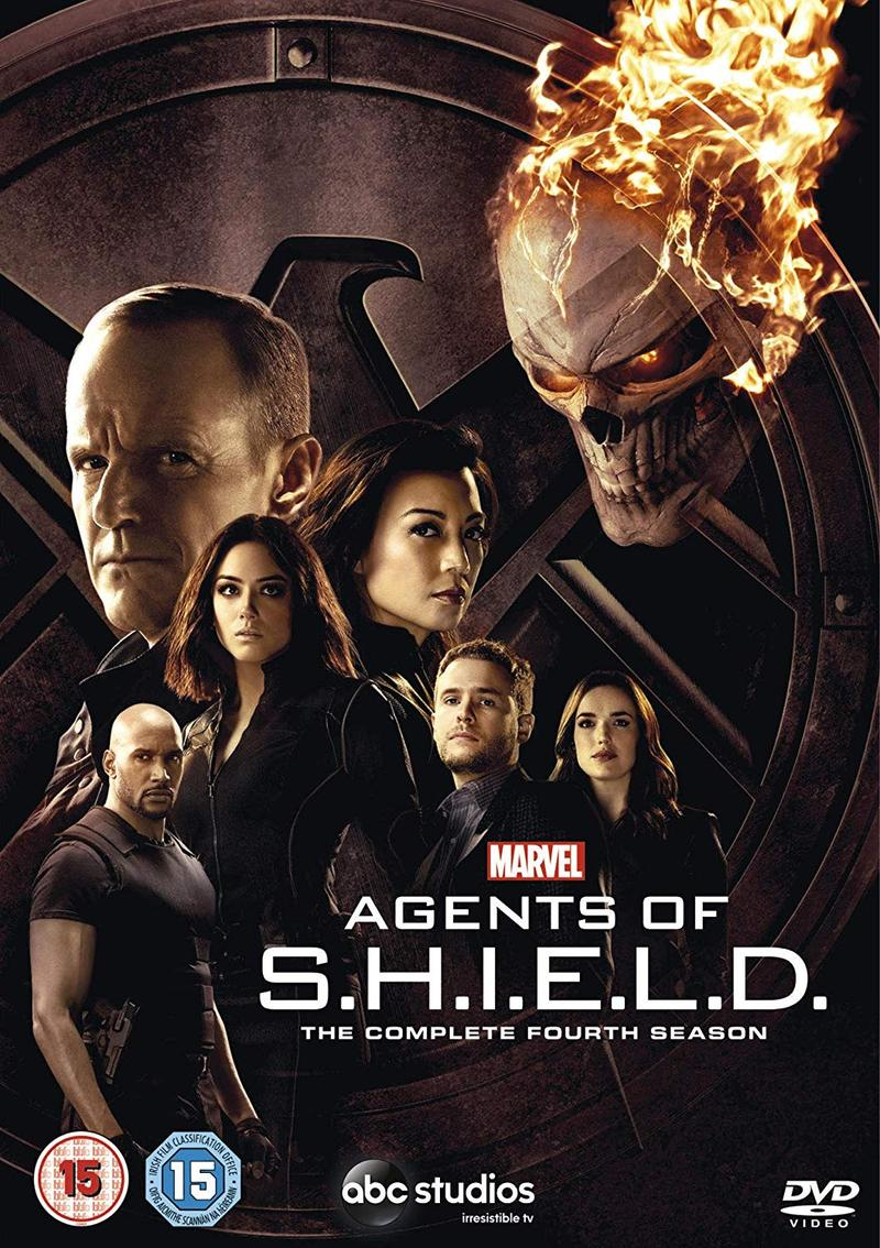Marvels Agents of S.H.I.E.L.D Temporada 4 480P y 720p [Ingles]