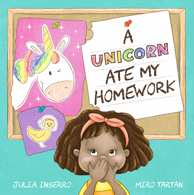 It's Multicultural Children's Book Day 2021! Learn about these new books: Evelyn Del Rey is Moving Away, A Unicorn Ate My Homework, & From My Window #readyourworld #kellysclassroomonline
