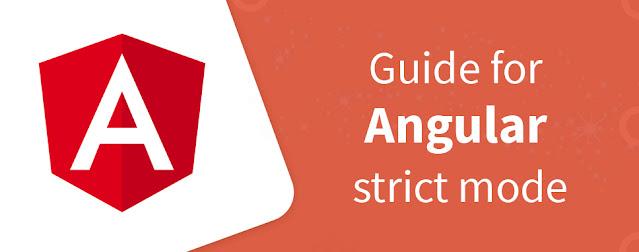 Guide for Angular