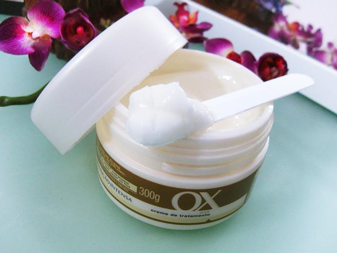 Máscara Nutrição Intensa OX Oils