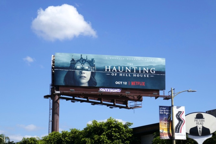 Haunting Hill House season 1 billboard