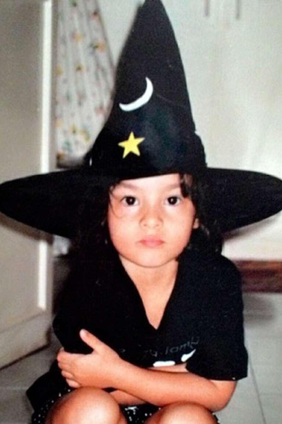 Intip Foto Foto Chelsea Islan Ketika Kecil Dulu Menggemaskan