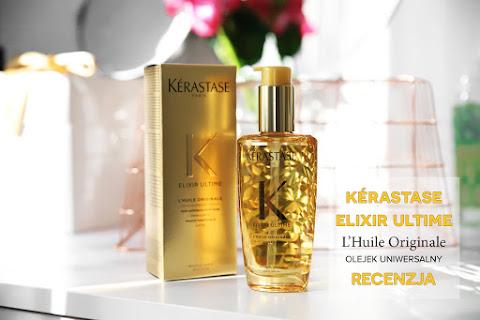 Recenzja: nowy Olejek Kérastase Elixir Ultime L'Huile Originale - czytaj dalej »