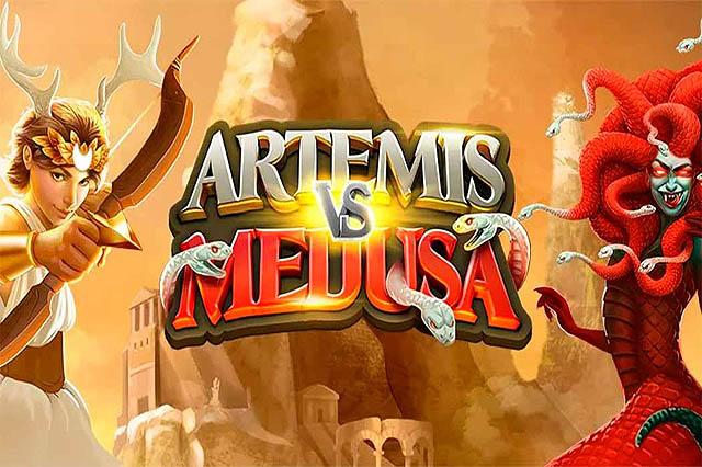 ULASAN SLOT QUICKSPIN ARTEMIS VS MEDUSA