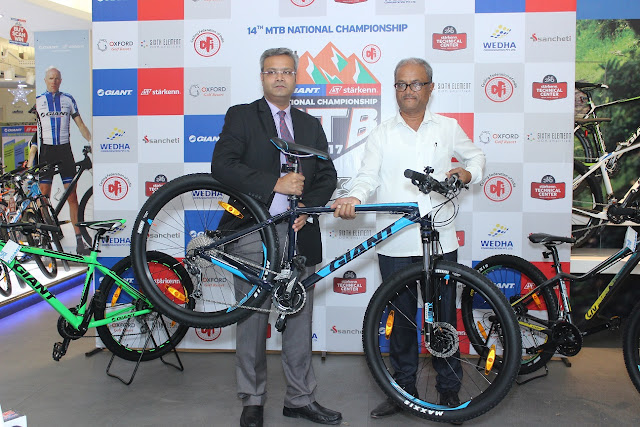 Giant Starkenn to organize the 14th MTB National Championship 2017