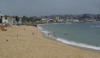 Balneabilidade das praias