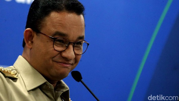 Anies Soal Kasus Corona di DKI Jakarta: 289 Warga PDP, 660 ODP
