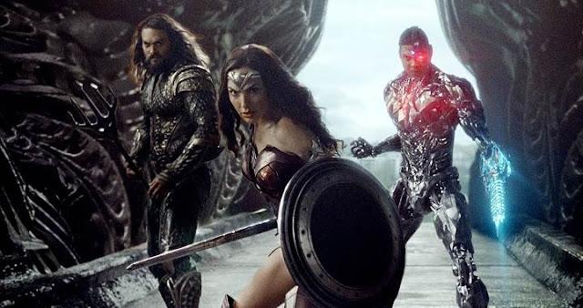 Zack Snyder también ha dirigido Justice League