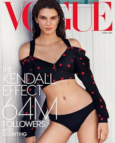 Kendall Jenner covers a 'special subscribers' edition of Vogue Magazine
