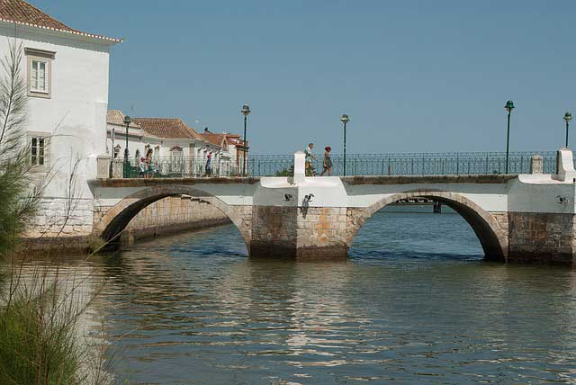 Bridge in Tavira