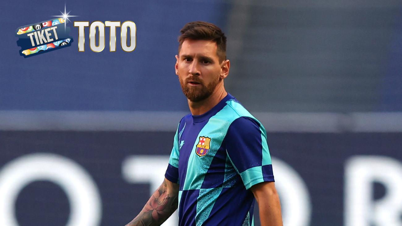 Lionel Messi Musim Ini: No Penalty, No Party