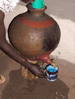 benefits of clay pot water in hind