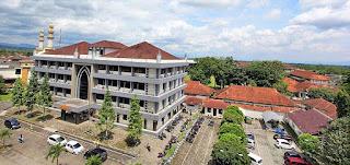 (Update) Jurusan, Biaya dan Akreditasi Universitas Muhammadiyah Purwokerto (UMP)
