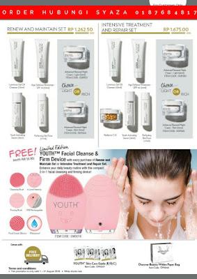 Skincare Organic malaysia