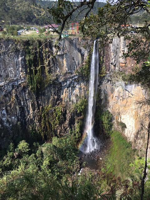 Cascata do Avencal em Urubici