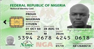 Atiku, Buhari, national ID