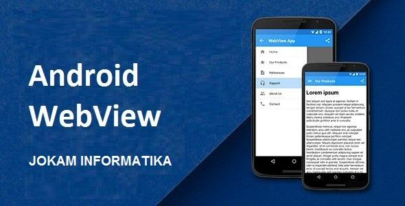 Apa Itu Webview Pada Aplikasi Android APK ? - JOKAM INFORMATIKA