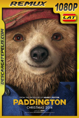 Paddington (2014) 1080p BDRemux Latino – Ingles