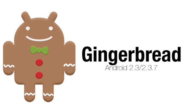 Android v2.3 Gingerbread