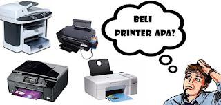 Tips Memilih Printer yang Bagus dan Berkualitas, Penjelasan Lengkap