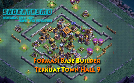 Base Coc Malam Th 9 Terkuat 1