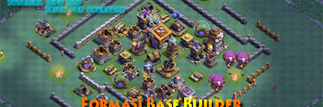 Base Builder Malam Terkuat Town Hall 9