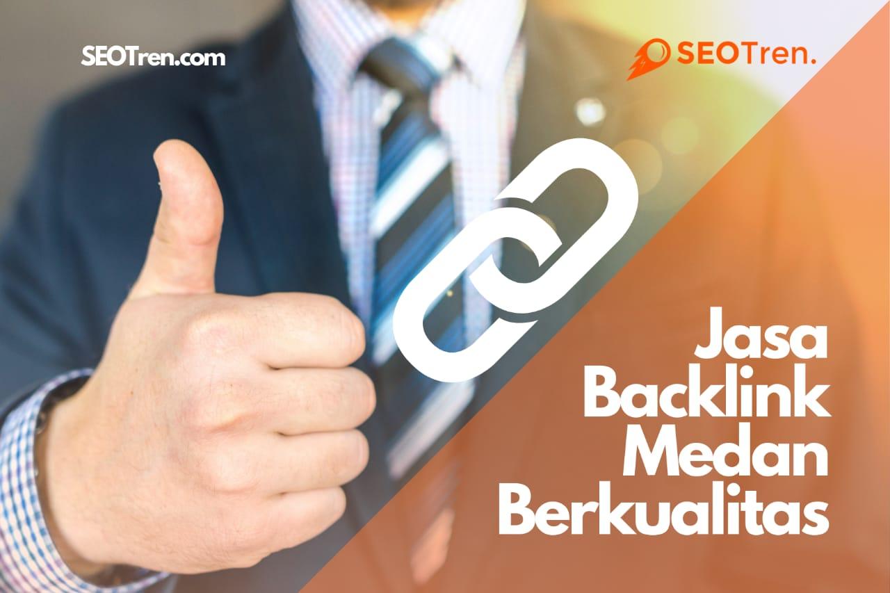 Jasa Backlink Medan