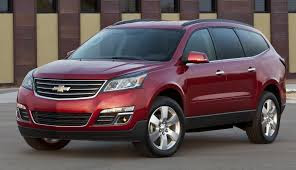The next generation of the Chevrolet Traverse coming in next year, with concerns?