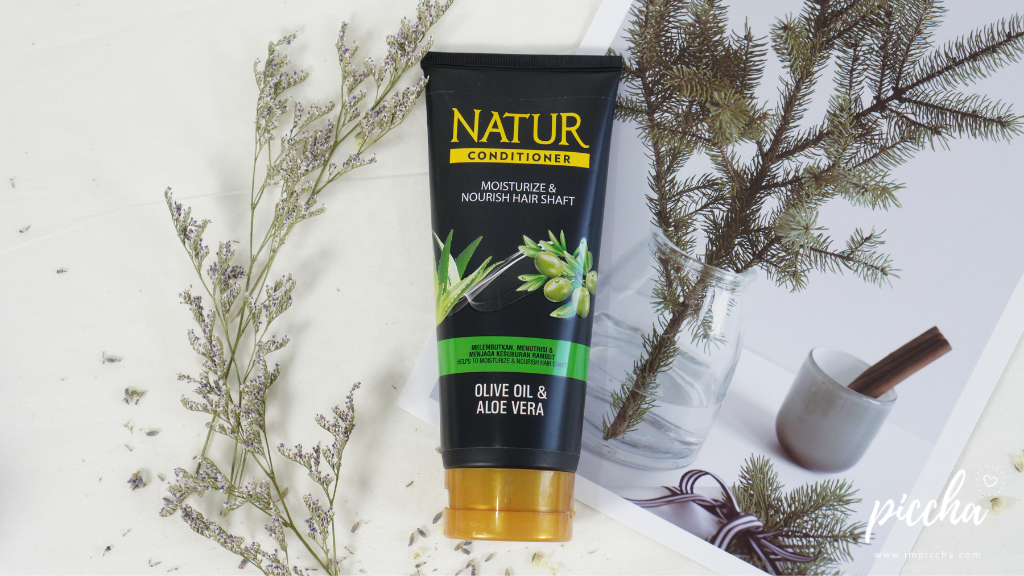 Natur Conditioner Olive Oil & Aloe Vera