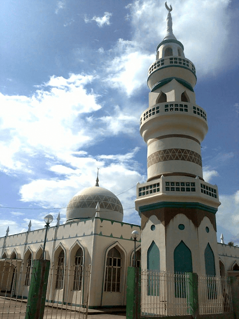 Beautiful Masjid's In The Philippines Zamboanga City Photo Images