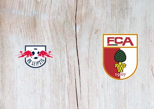 RB Leipzig vs Augsburg -Highlights 12 February 2021