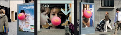 20 Creative and Clever Bubble Gum Ads (20) 13