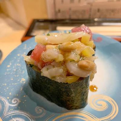 佐渡 回転寿司 弁慶
